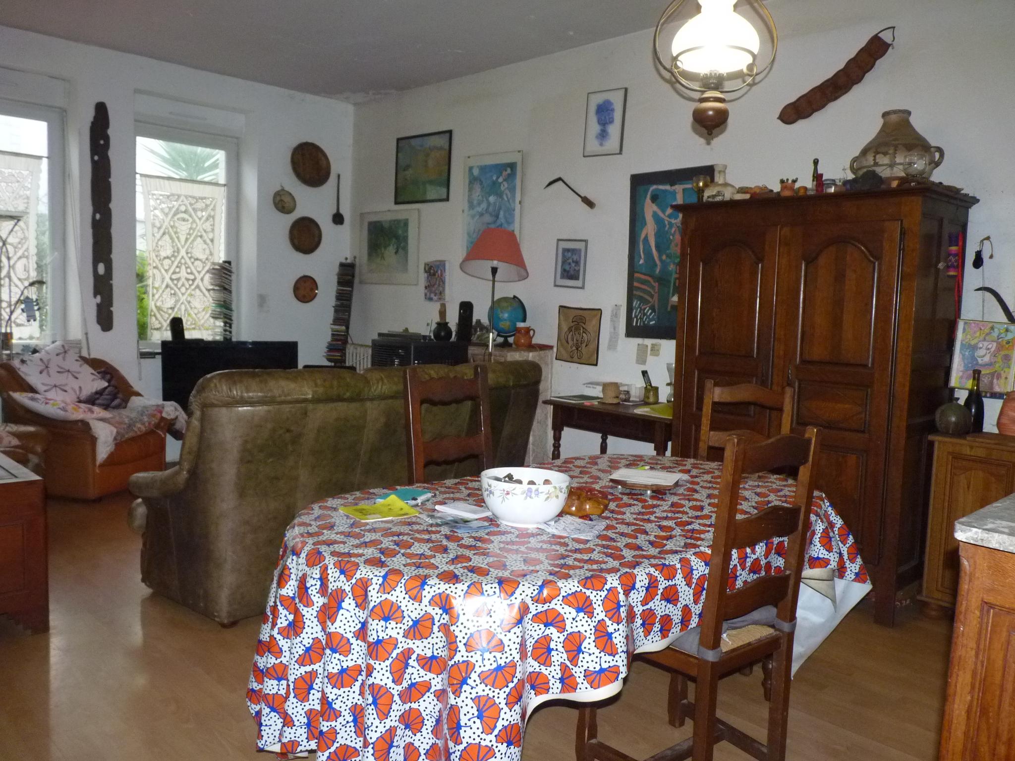 Lorient – Maison des années 20 à Merville