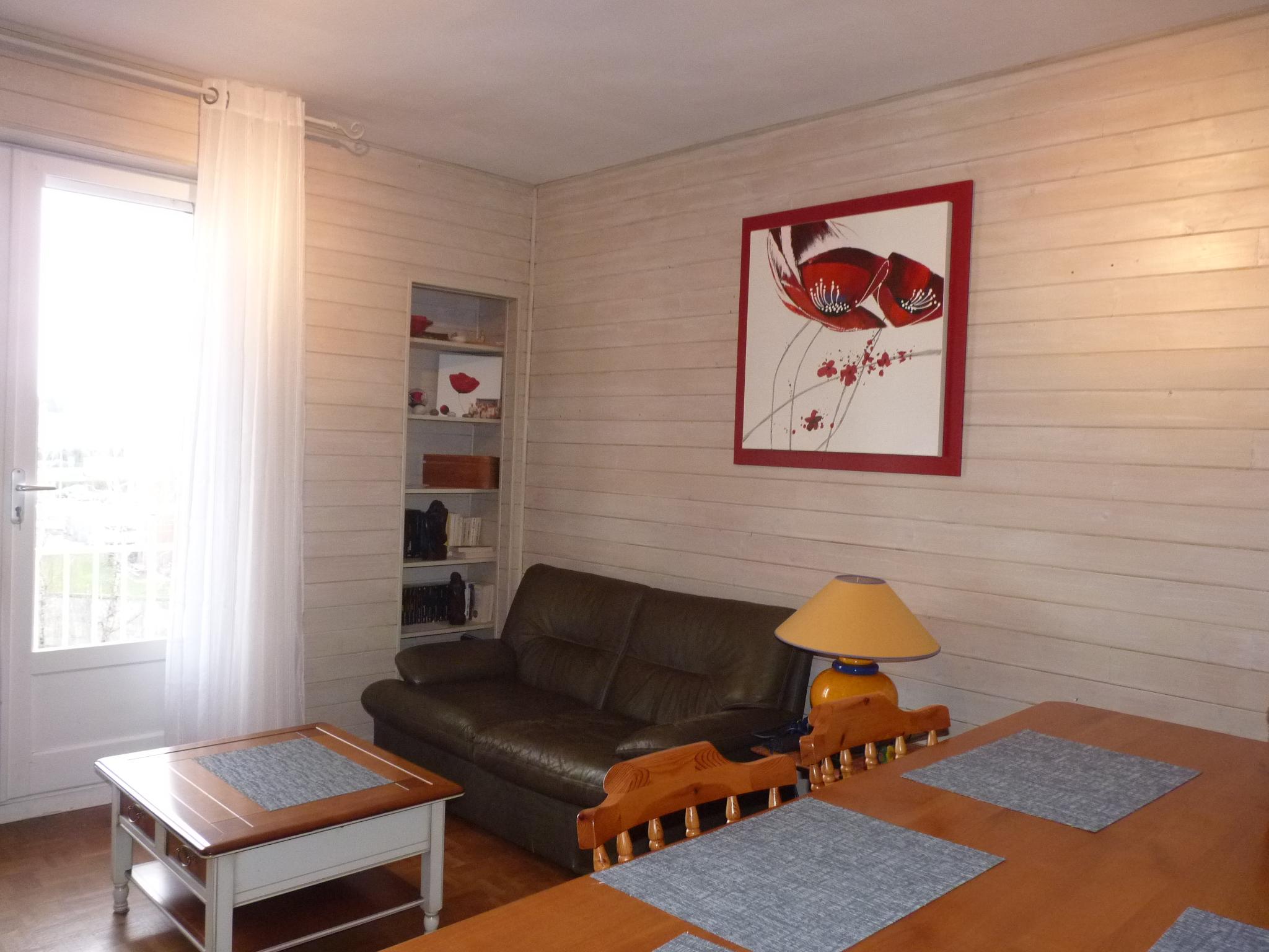 Lorient – Appartement 2 chambres avec balcon